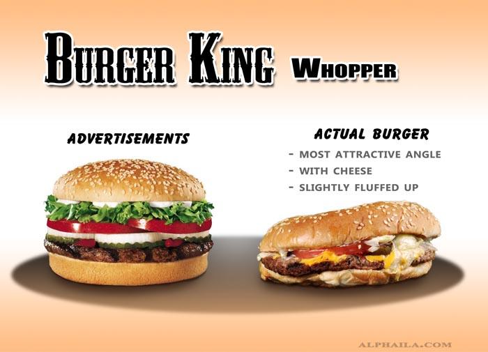 Burger King - Whopper 2