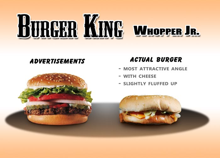 Burger King - Whopper Jr