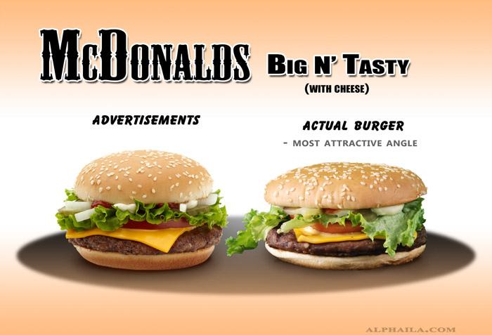 McDonalds - Big N Tasty