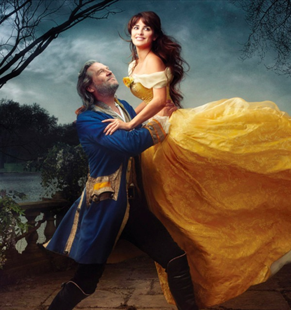 Penelope Cruz as Belle