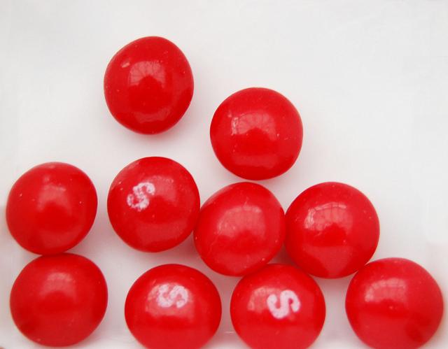 Red Skittles