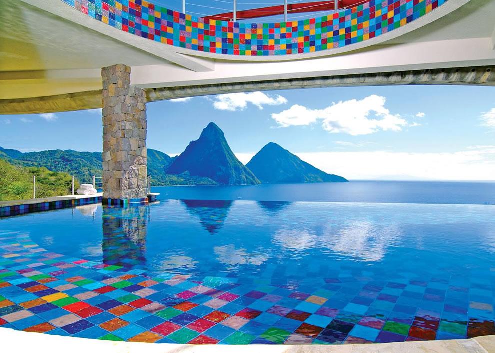 Anse Chastenet Resort at St. Lucia