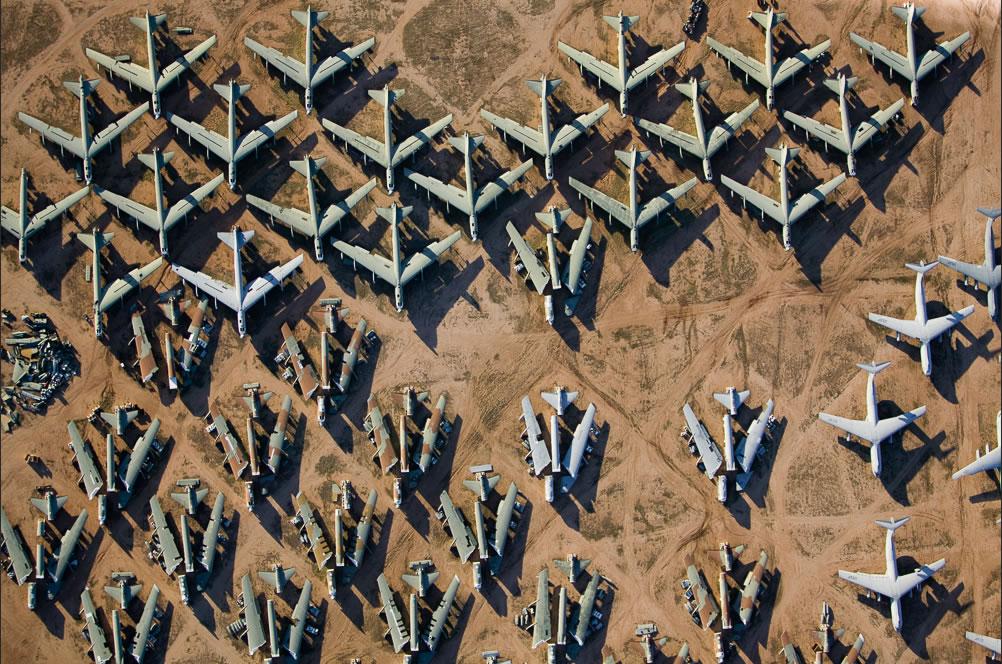 Bombers Boneyard, Tucson, Arizona