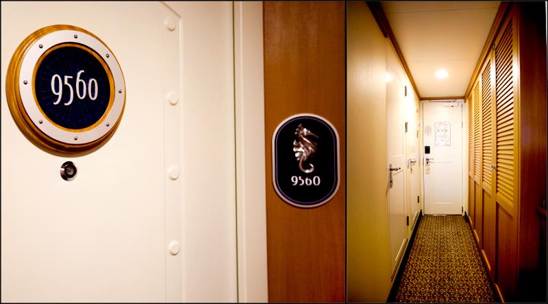 Disney cruise ship doors