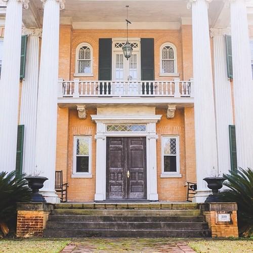 Find Momo at a mansion!