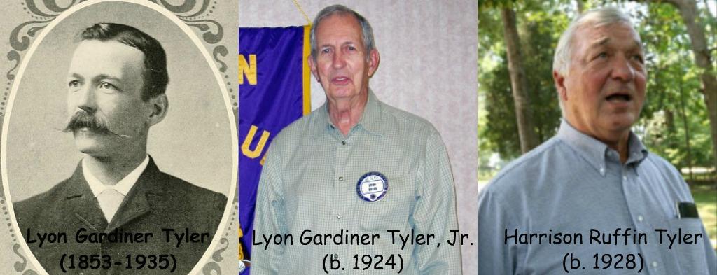John Tyler's-Son-and-Grandsons