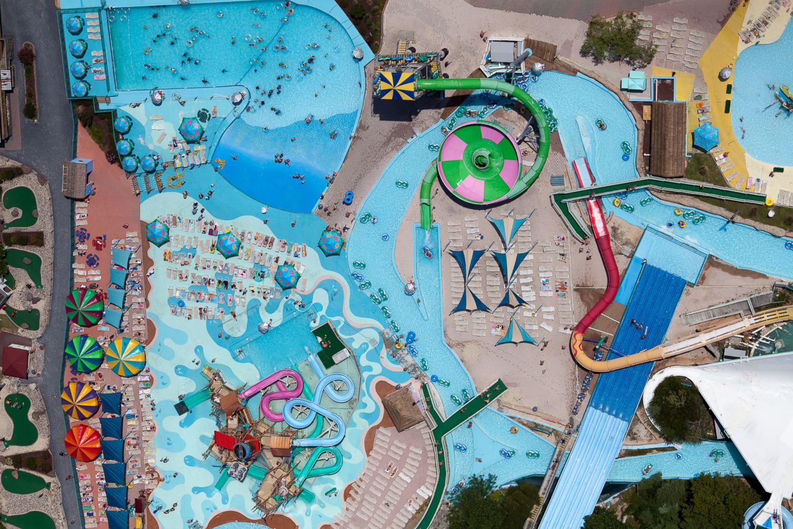 Ocean City Amusement Park in Ocean City, Maryland