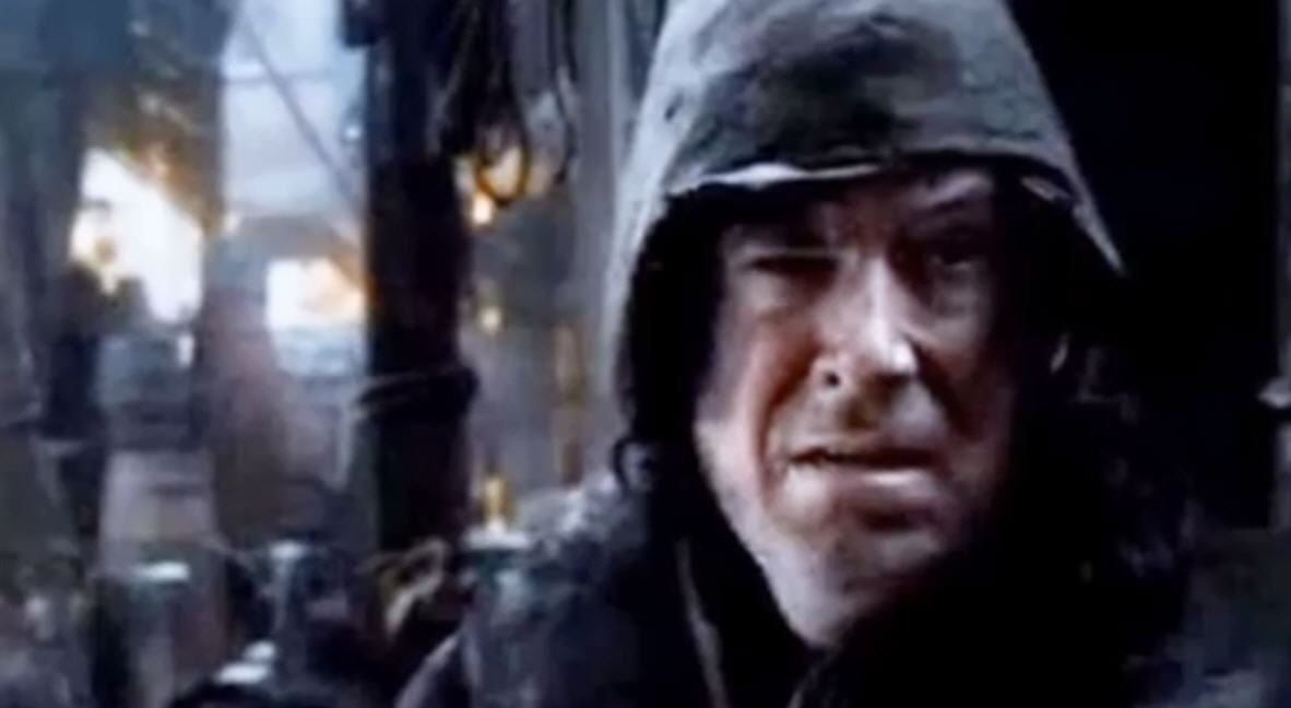 Stephen Colbert's cameo in 'The Hobbit The Desolation of Smaug'