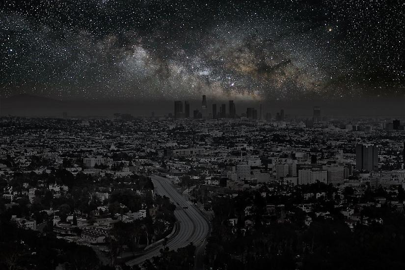 Viralscape Cities Without Lights - 12. Los Angeles