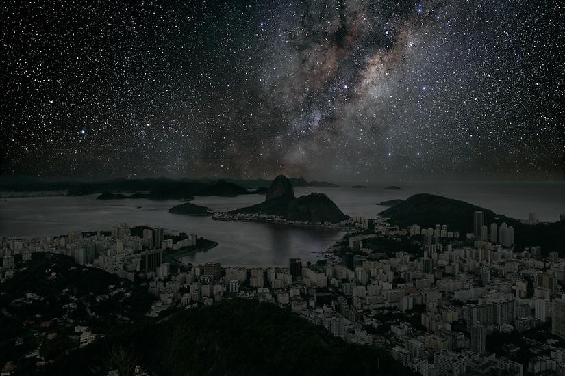Viralscape Cities Without Lights - 2. Rio