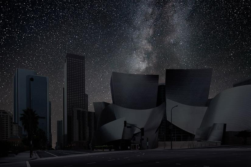 Viralscape Cities Without Lights - 5. Los Angeles