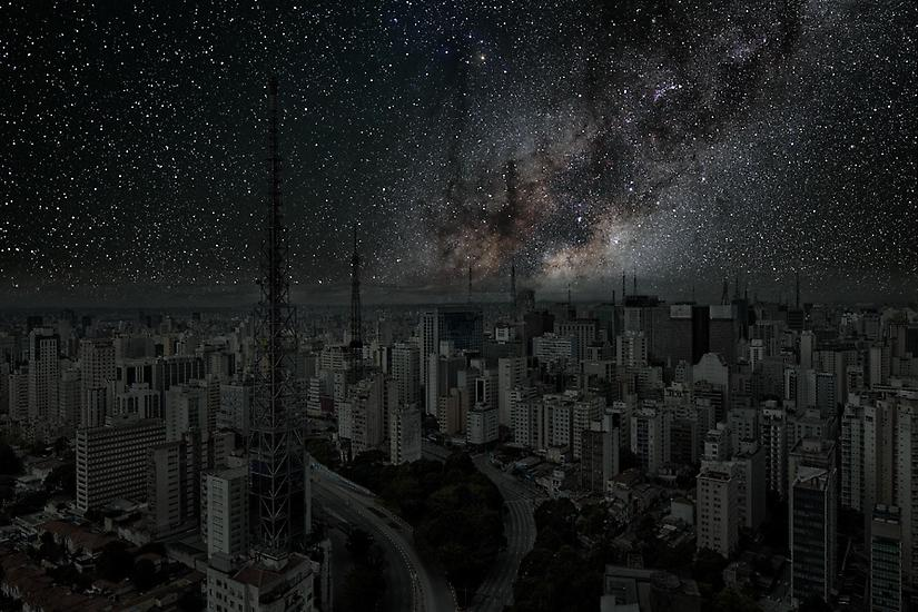 Viralscape Cities Without Lights - 6. So Paulo
