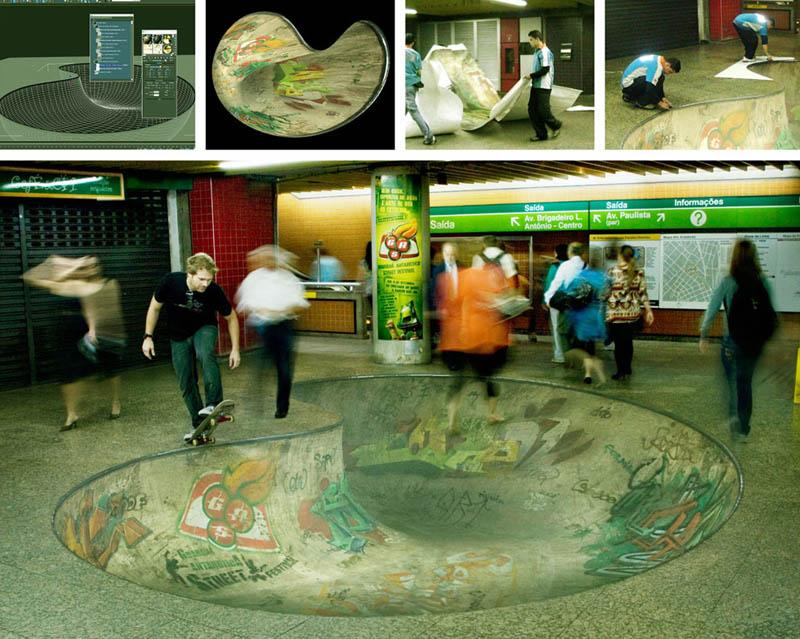 creativ-floor-sticker-ad-makes-it-look-like-a-skateboard-empty-pool-bowl