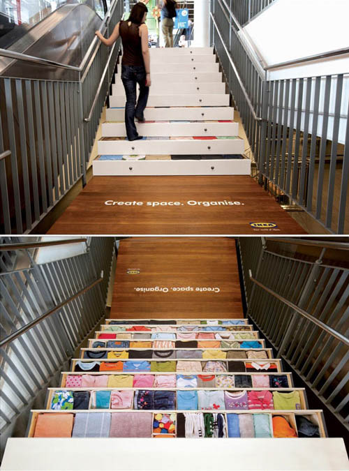 ikea-stair-sticker-ad-for-storage-drawers