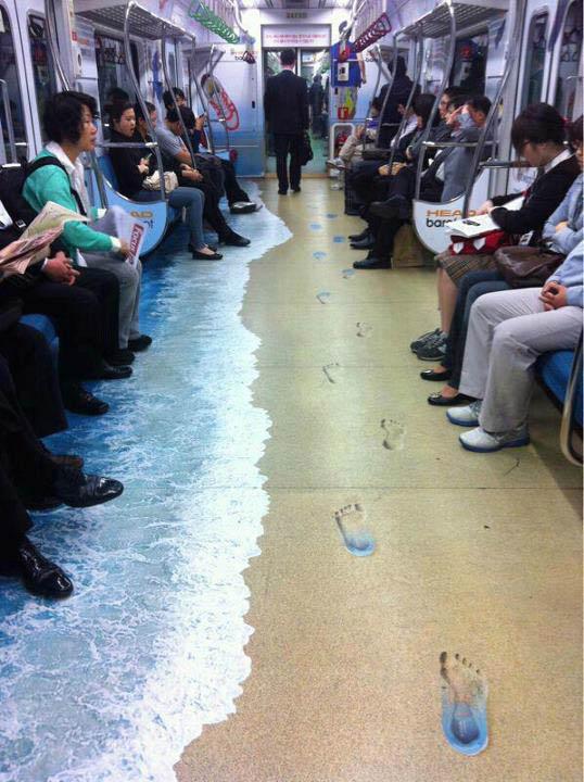 subway-floor-sticker-ad-looks-like-the-beach