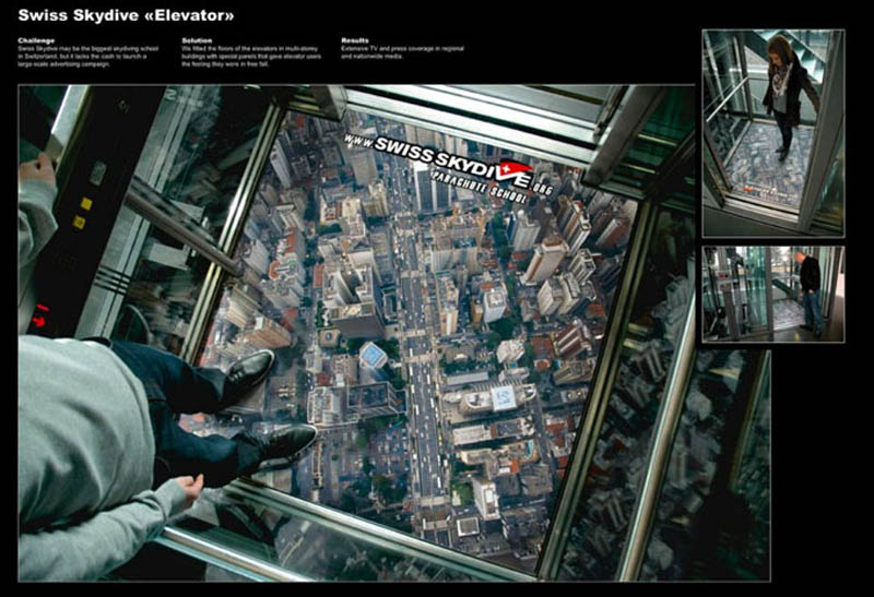 swiss-skydive-elevator-ad-looks-like-you-are-on-top-of-city-looking-down