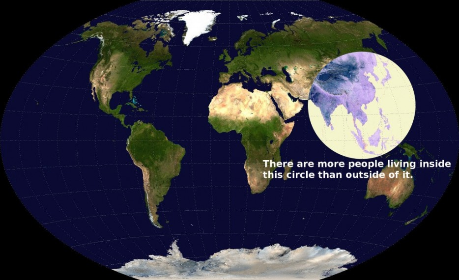 world-population-map