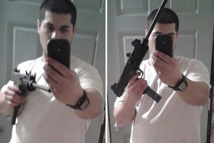 21-year-old-justin-bahler-posted-selfies-with-a-gun-on-facebook-he-then-allegedly-robbed-a-bank-in-michigan-investigators-who-had-seen-the-security-camera-footage-recognized-h