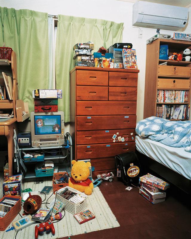 Children's Bedrooms Around The World (25)