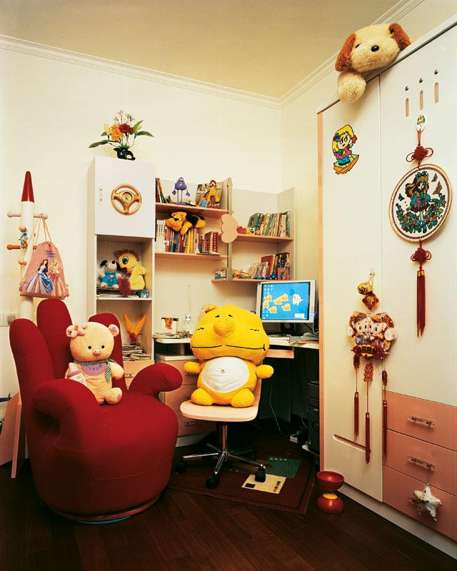 Children's Bedrooms Around The World (27)