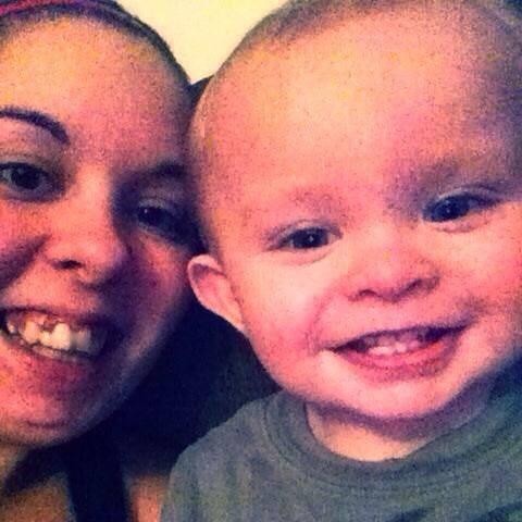 Christina Simoes And Son