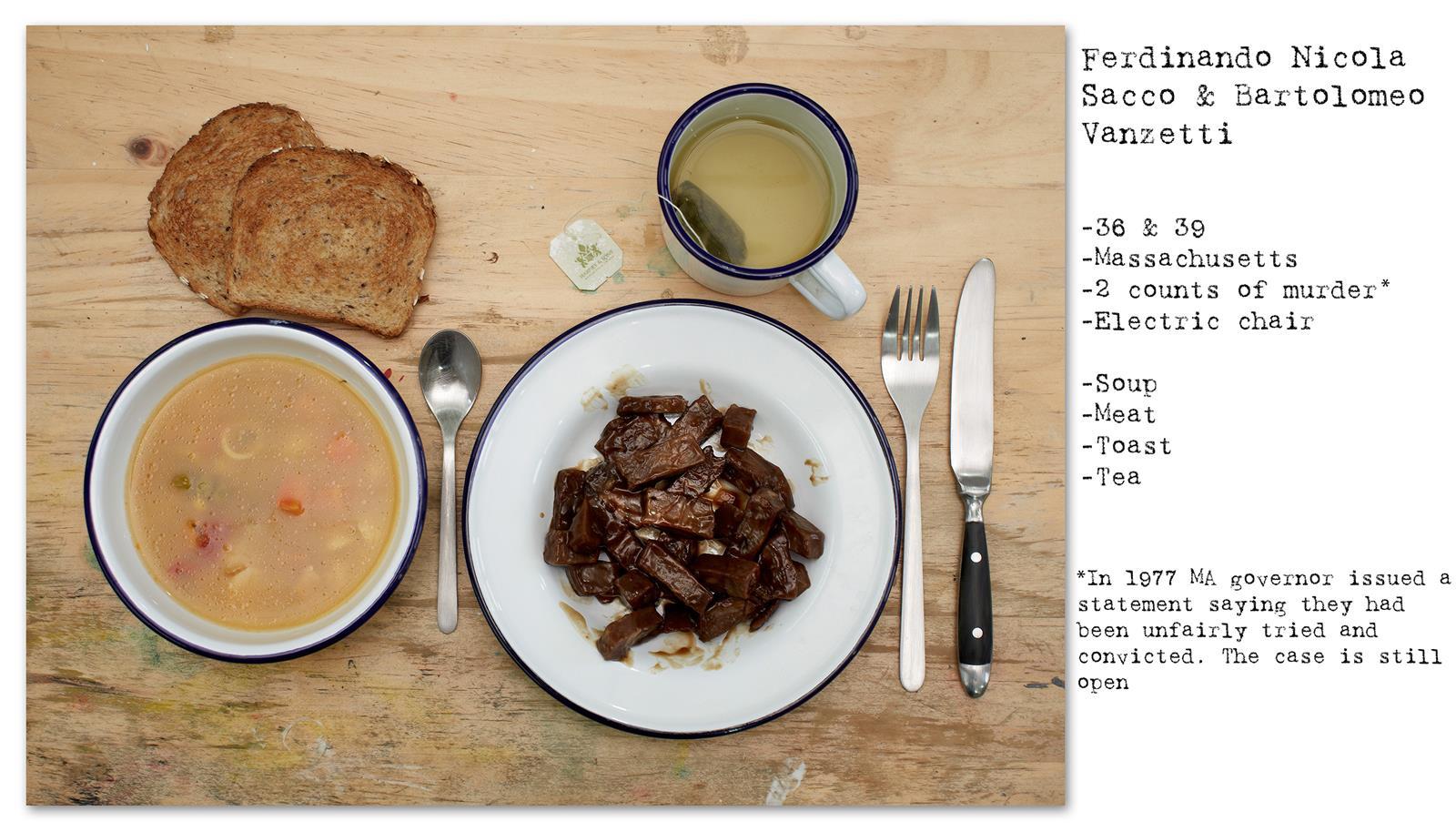 Death Row Prisoner's Last Meal (1)