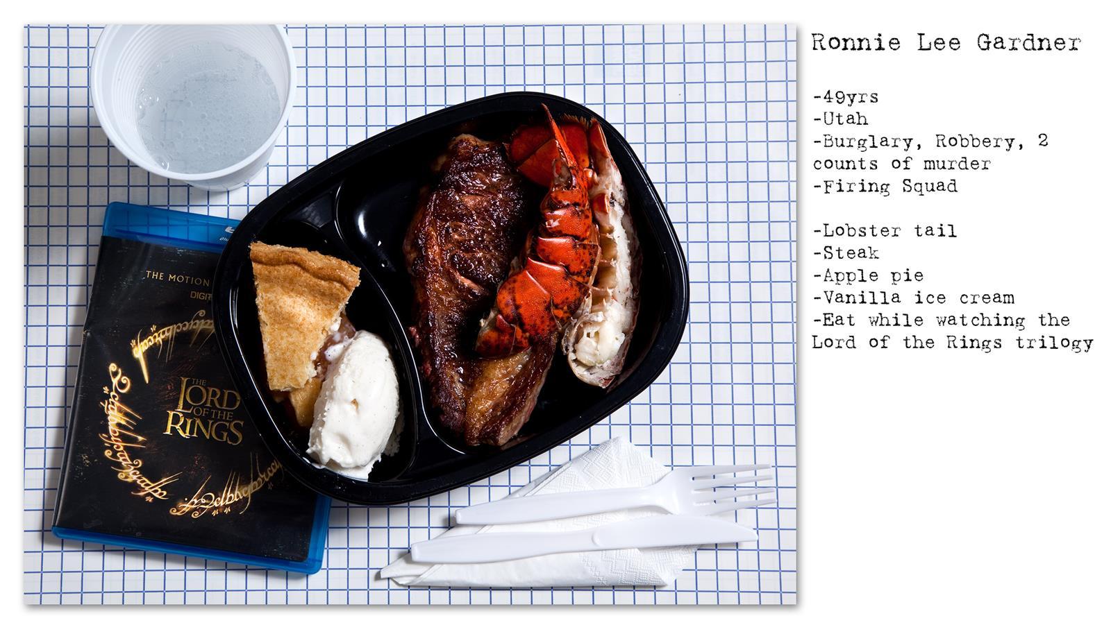 Death Row Prisoner's Last Meal (10)