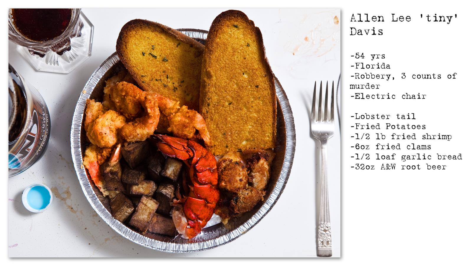 Death Row Prisoner's Last Meal (11)