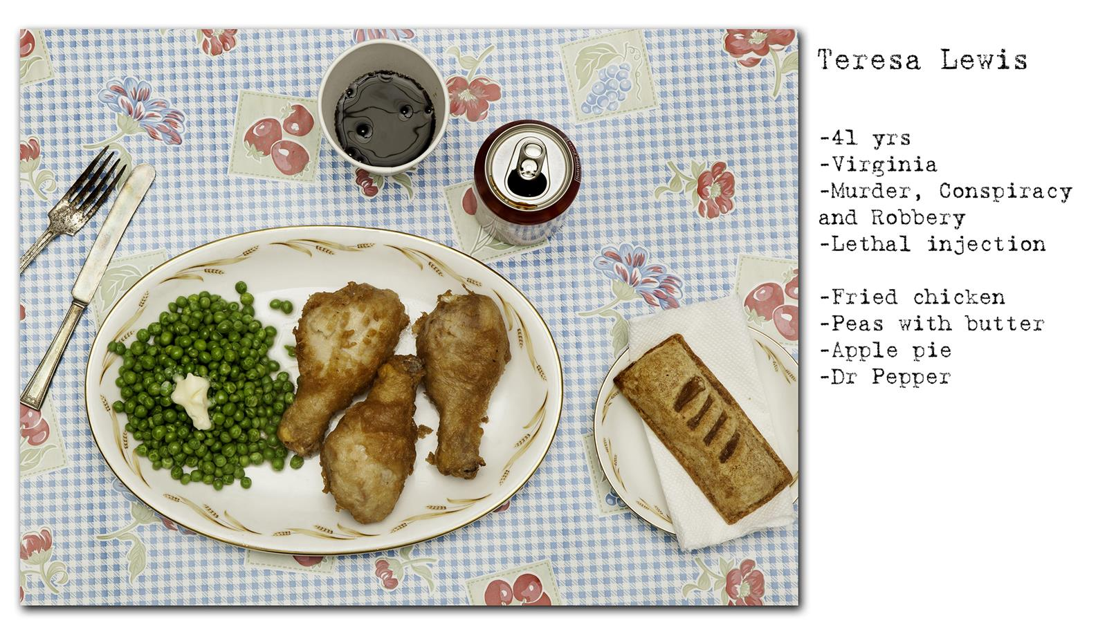 Death Row Prisoner's Last Meal (12)
