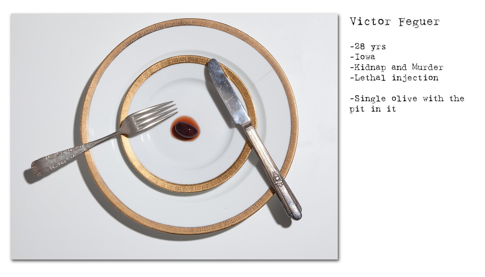Death Row Prisoner's Last Meal (3)