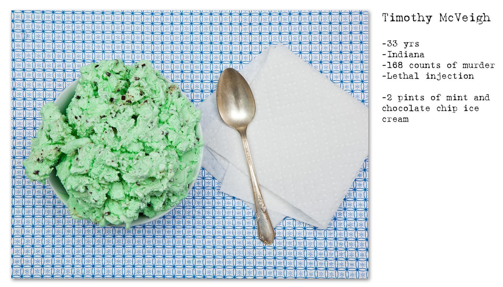 Death Row Prisoner's Last Meal (5)