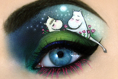 Eyelid Art (2)