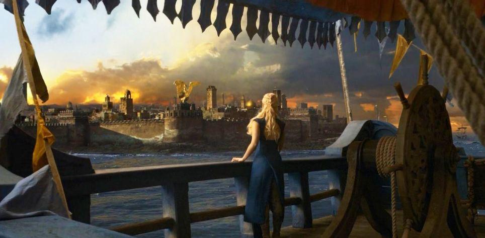 Game of Thrones - Astapor city