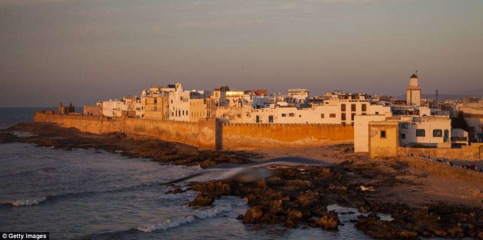 Game of Thrones - Essaouira, in Morroco