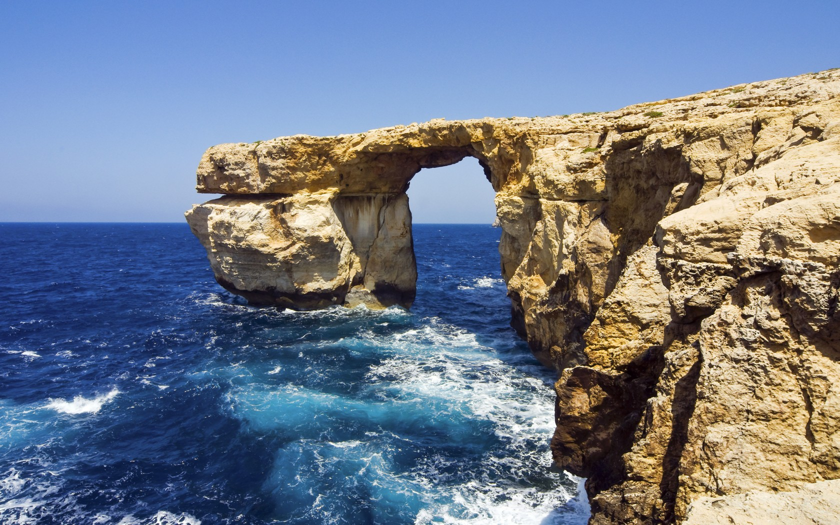 Game of Thrones Filming Location - Azure Window, Malta