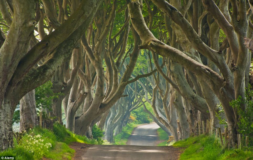 Game of Thrones Filming Location - County Antrim, Northern Ireland