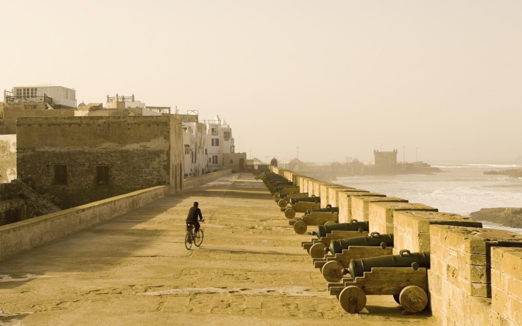 Game of Thrones Filming Location - Essaouira, Morroco