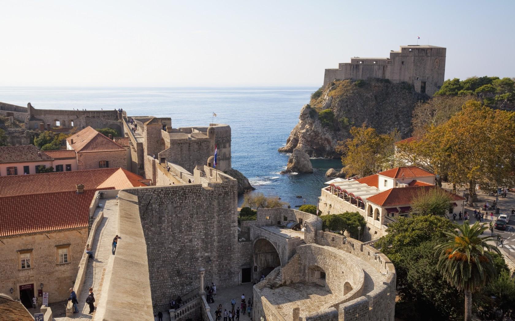 Game of Thrones Filming Location - Fort Lovrijenac, Croatia