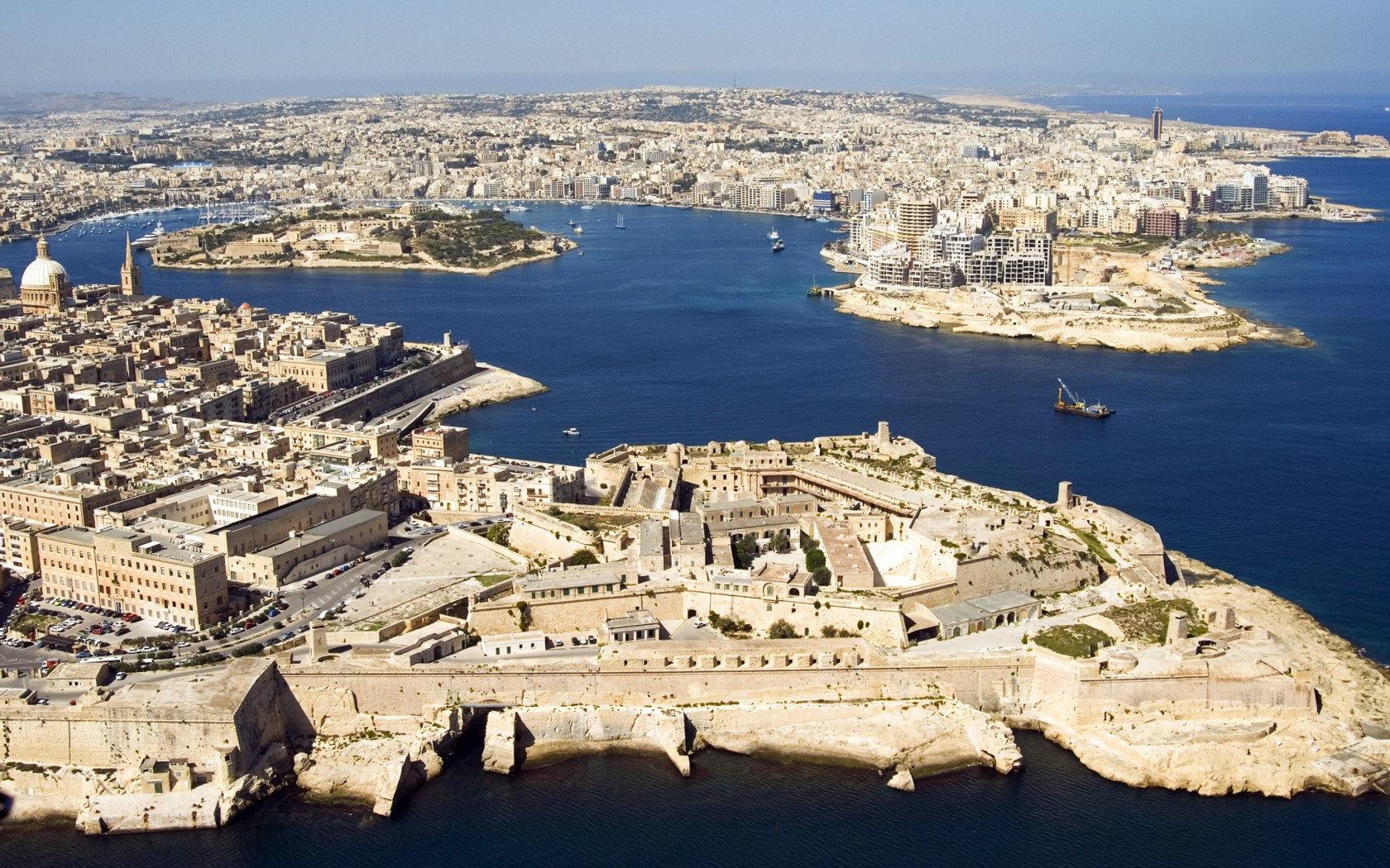 Game of Thrones Filming Location - Fort Manoel, Malta