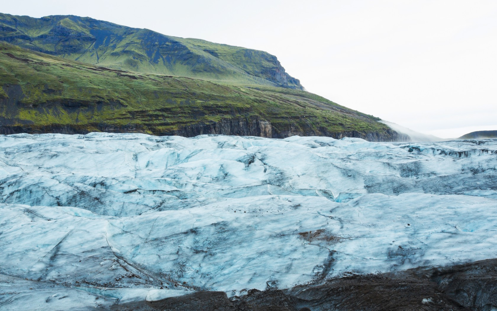 Game of Thrones Filming Location - Vatnajökull National Park, Iceland
