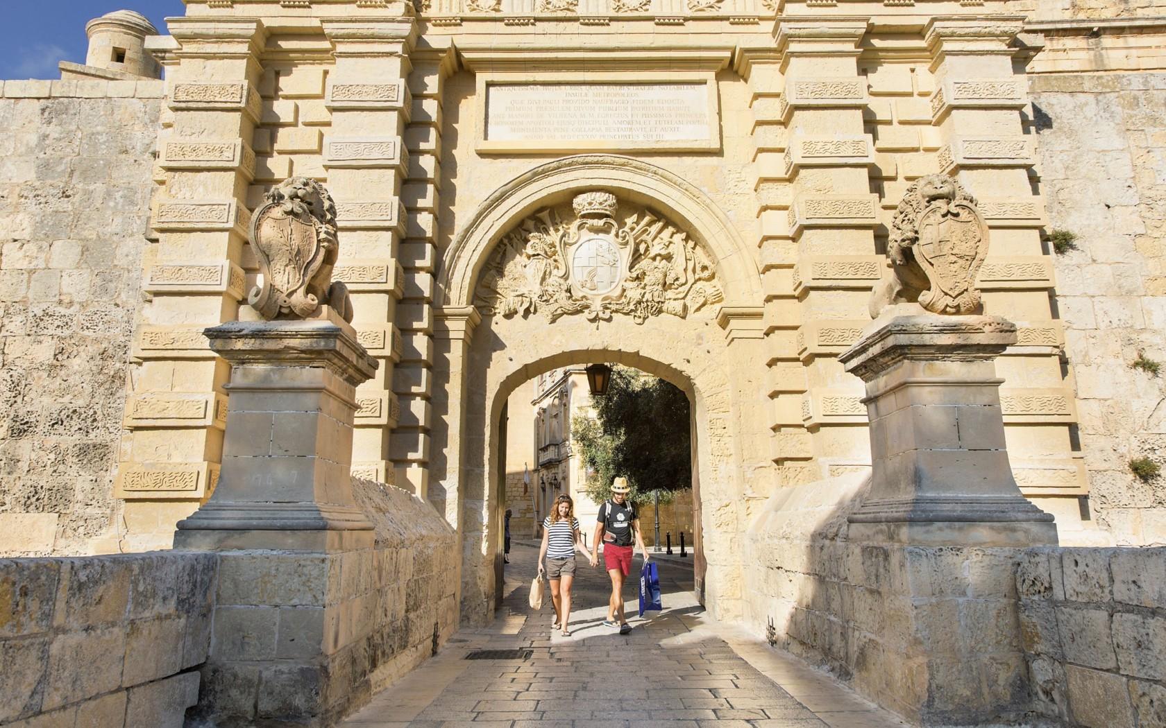 Game of Thrones Filming Location - Mdina, Malta