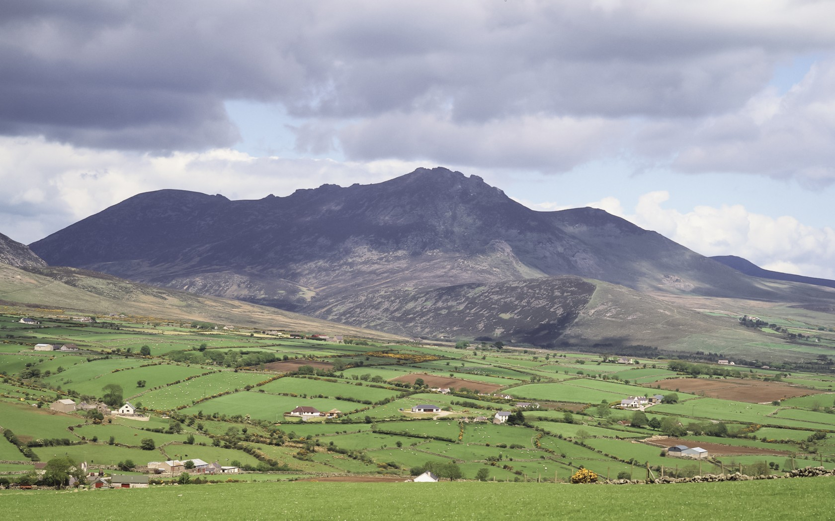 Game of Thrones Filming Location - The Mourne Mountains, in south-east Northern Ireland