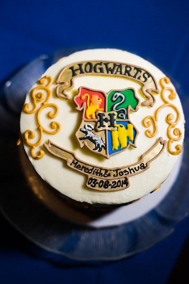 Harry Potter Wedding (13)