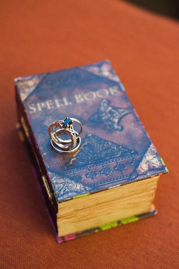 Harry Potter Wedding (17)