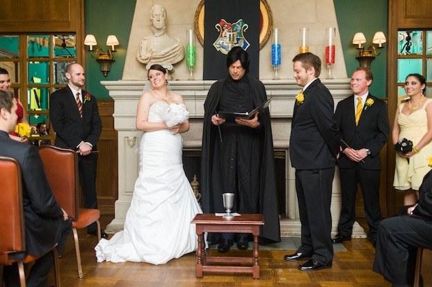 Harry Potter Wedding (18)