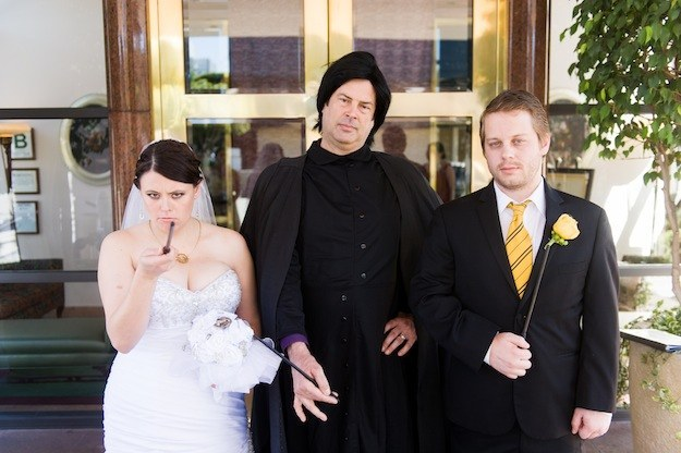 Harry Potter Wedding (19)