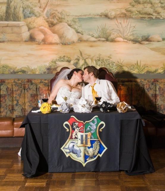 Harry Potter Wedding (3)