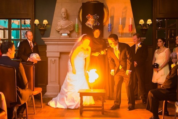 Harry Potter Wedding (7)
