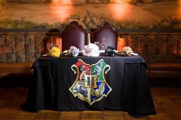 Harry Potter Wedding (9)