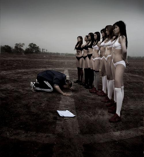 Hot Asian Girls Playing Football (5)